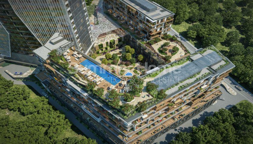 Nouveau projet de construction adapté à la vie à Sisli, Istanbul general - 6
