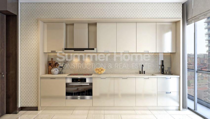 Nouveau projet de construction adapté à la vie à Sisli, Istanbul interior - 8