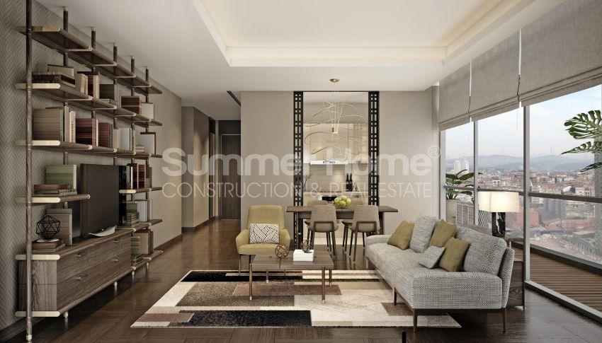 Nouveau projet de construction adapté à la vie à Sisli, Istanbul interior - 10