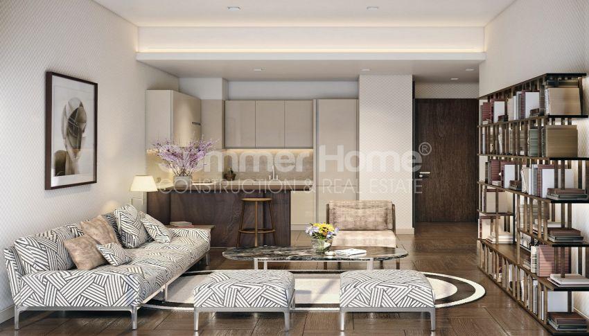 Nouveau projet de construction adapté à la vie à Sisli, Istanbul interior - 12