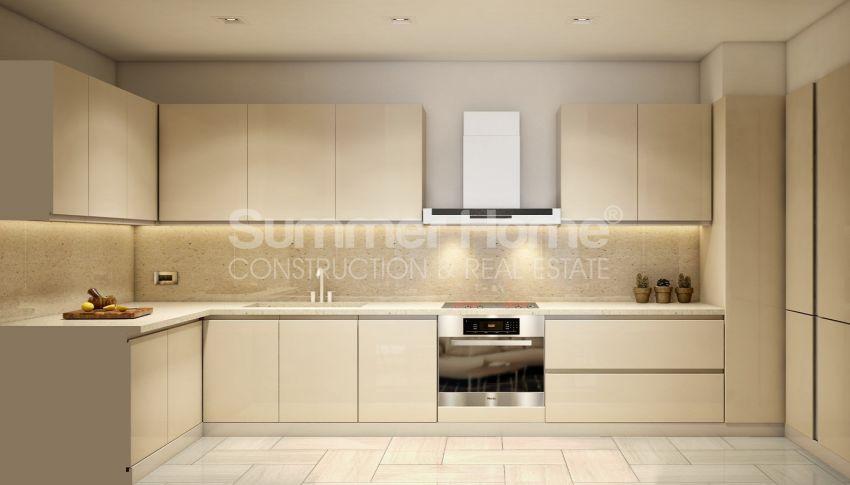 Nouveau projet de construction adapté à la vie à Sisli, Istanbul interior - 13