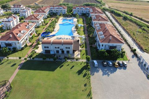 Luxurious Villas in Quiet and Green Surroundings of Belek,Antalya