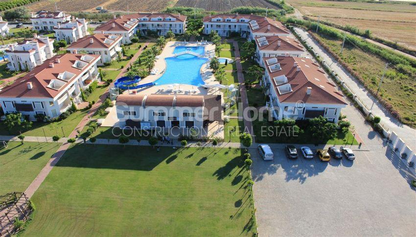 Luxuswohnungen in Golfplatznähe in Belek, Antalya general - 3