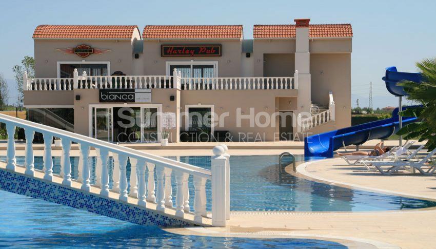 Luxuswohnungen in Golfplatznähe in Belek, Antalya general - 11