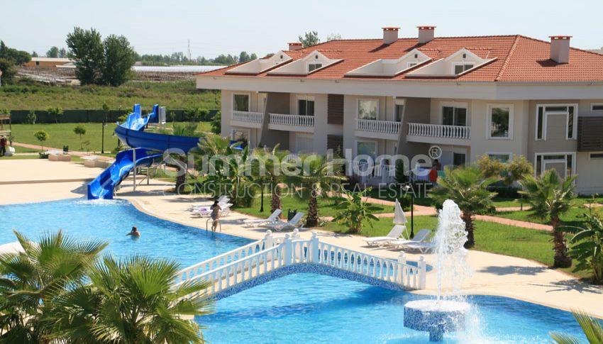 Luxuswohnungen in Golfplatznähe in Belek, Antalya general - 13