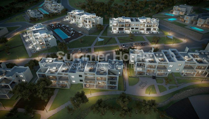 آپارتمان های زیبا با استخر بی نهایت در محل ساحلی اسنتپه، قبرس شمالی general - 2