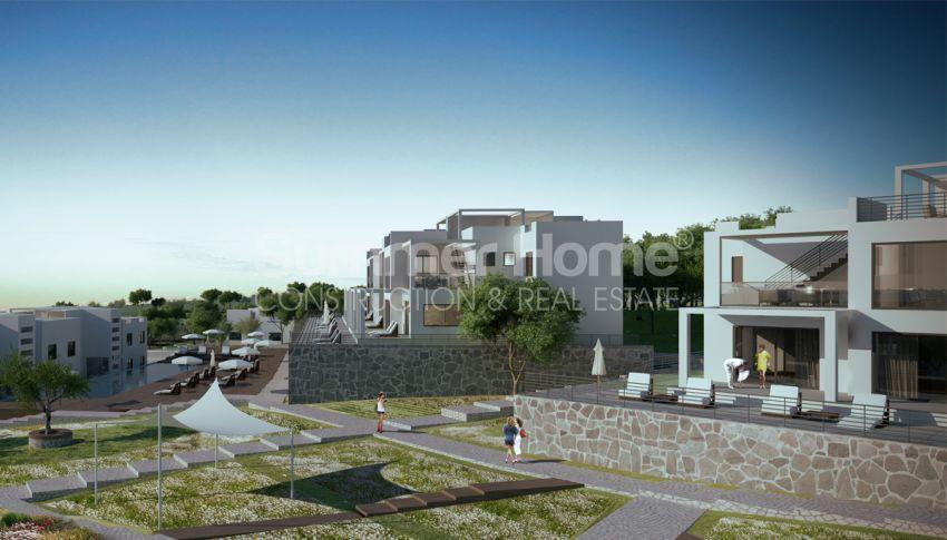 آپارتمان های زیبا با استخر بی نهایت در محل ساحلی اسنتپه، قبرس شمالی general - 4