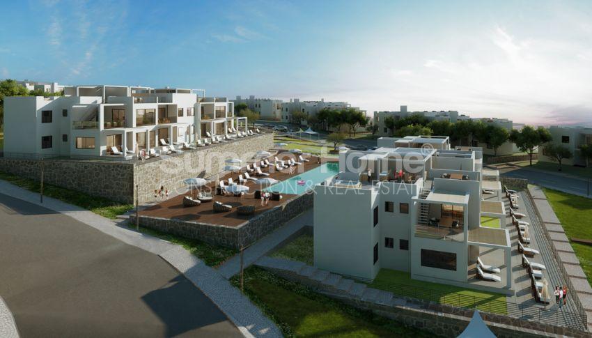 آپارتمان های زیبا با استخر بی نهایت در محل ساحلی اسنتپه، قبرس شمالی general - 5