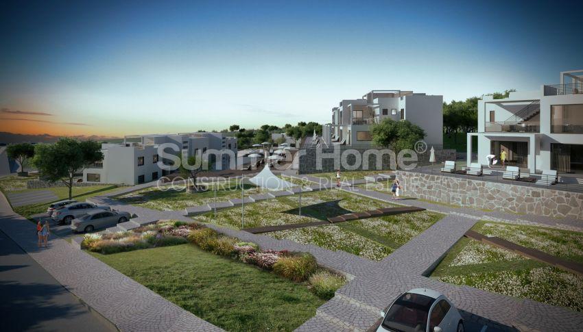 آپارتمان های زیبا با استخر بی نهایت در محل ساحلی اسنتپه، قبرس شمالی general - 6