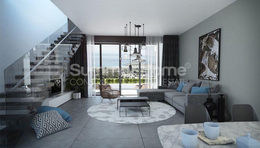 آپارتمان های زیبا با استخر بی نهایت در محل ساحلی اسنتپه، قبرس شمالی interior - 9