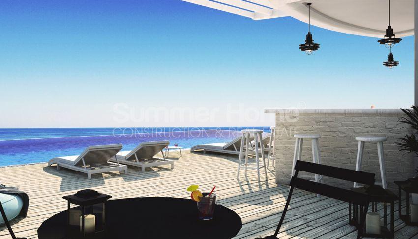 پروژه ساحلی با طراحی فوق العاده لوکس در شمال قبرس facility - 8