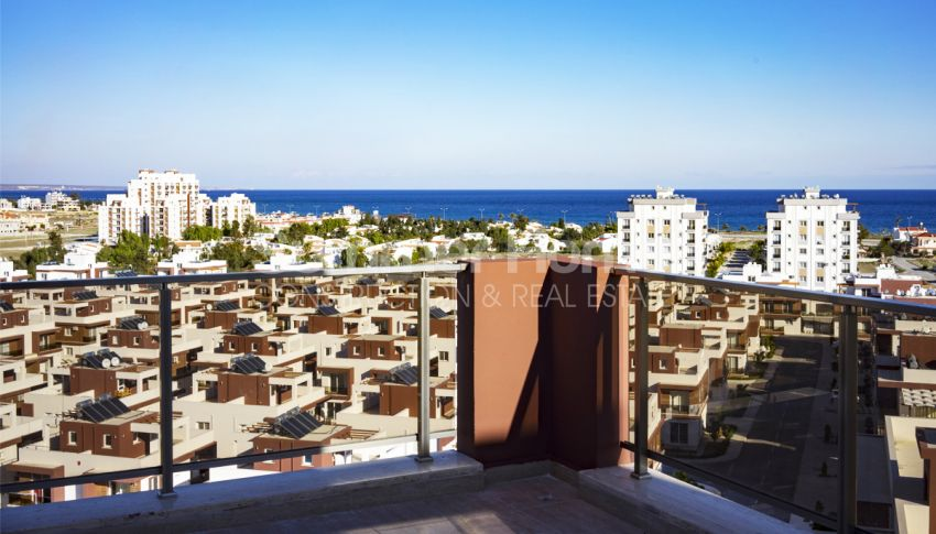 آپارتمان های لوکس با منظره دریا در مجتمع لوکس مجلل در اوتوکان، قبرس general - 2