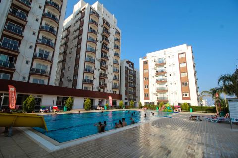 Affordable Seaside Cozy Apartments with Calm Location in Otukan, Cyprus