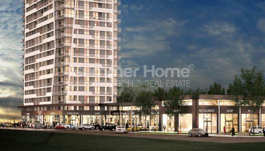 آپارتمان های مقرون به صرفه مدرن در نزدیکی مرکز خرید در فاماگوستا، قبرس general - 1