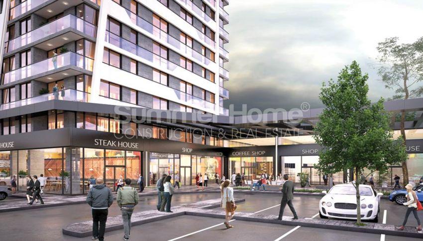 آپارتمان های مقرون به صرفه مدرن در نزدیکی مرکز خرید در فاماگوستا، قبرس general - 2