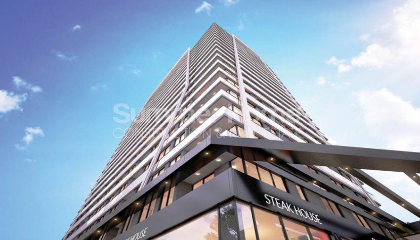 آپارتمان های مقرون به صرفه مدرن در نزدیکی مرکز خرید در فاماگوستا، قبرس general - 3