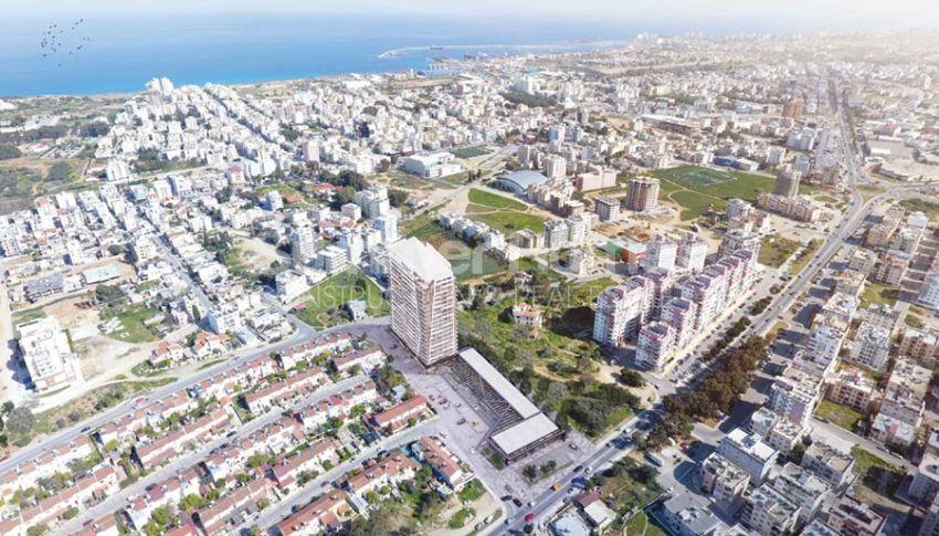 آپارتمان های مقرون به صرفه مدرن در نزدیکی مرکز خرید در فاماگوستا، قبرس general - 4