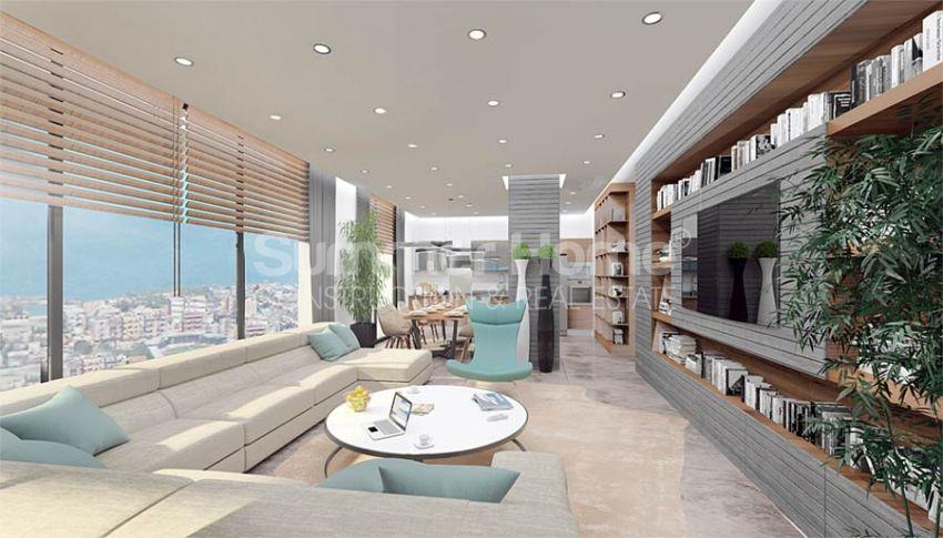 آپارتمان های مقرون به صرفه مدرن در نزدیکی مرکز خرید در فاماگوستا، قبرس interior - 6