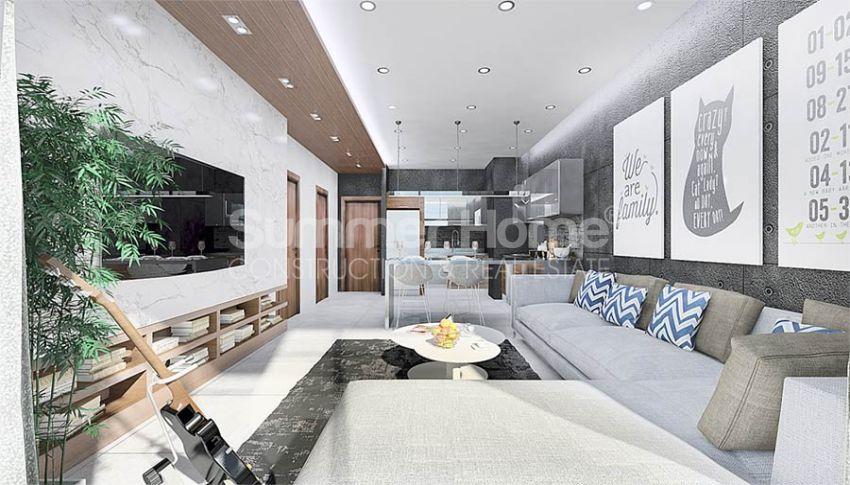 آپارتمان های مقرون به صرفه مدرن در نزدیکی مرکز خرید در فاماگوستا، قبرس interior - 9
