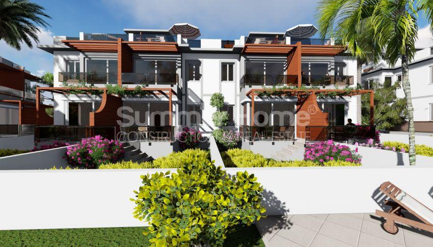 Appartements abordables en bord de mer dans le complexe Cozy à Kyrenia, Chypre general - 1