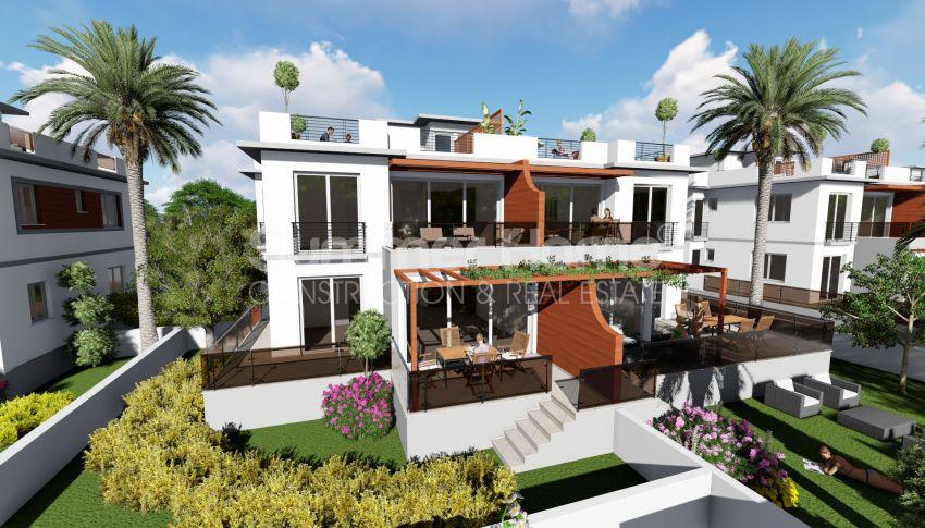 Appartements abordables en bord de mer dans le complexe Cozy à Kyrenia, Chypre general - 2