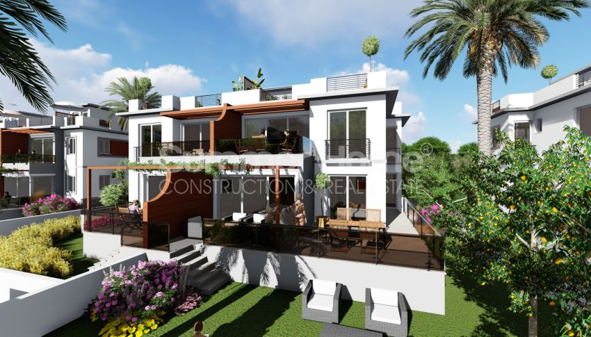 Appartements abordables en bord de mer dans le complexe Cozy à Kyrenia, Chypre general - 3