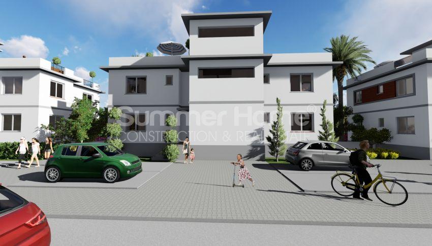 Appartements abordables en bord de mer dans le complexe Cozy à Kyrenia, Chypre general - 4