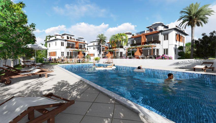 Appartements abordables en bord de mer dans le complexe Cozy à Kyrenia, Chypre general - 6