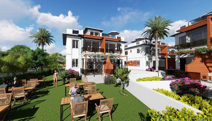 Appartements abordables en bord de mer dans le complexe Cozy à Kyrenia, Chypre general - 8