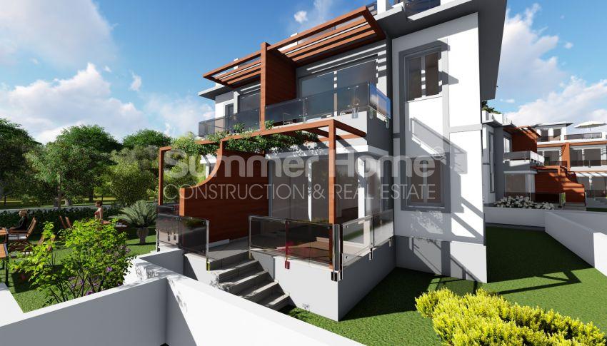 Appartements abordables en bord de mer dans le complexe Cozy à Kyrenia, Chypre general - 9