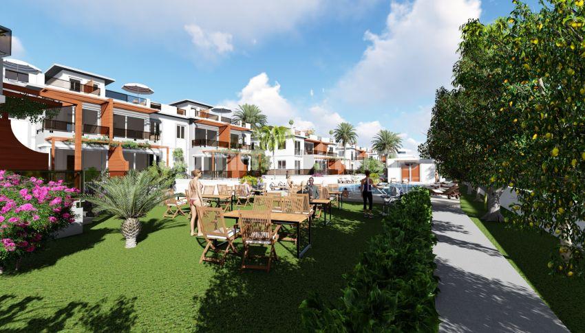 Appartements abordables en bord de mer dans le complexe Cozy à Kyrenia, Chypre general - 10
