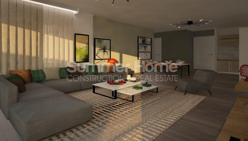 Appartements abordables en bord de mer dans le complexe Cozy à Kyrenia, Chypre interior - 12