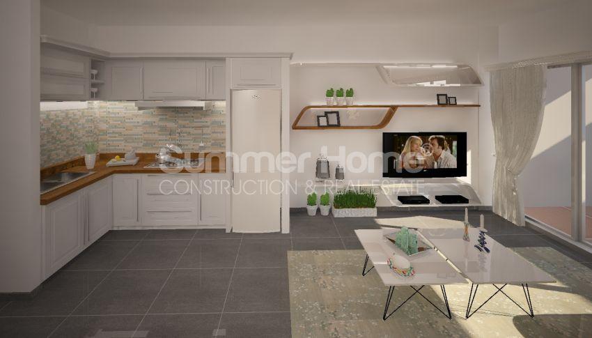 Appartements abordables en bord de mer dans le complexe Cozy à Kyrenia, Chypre interior - 15