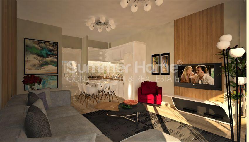 Appartements abordables en bord de mer dans le complexe Cozy à Kyrenia, Chypre interior - 17
