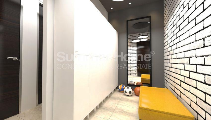 Appartements modernes entourés par la nature à Alanya, Kestel facility - 19