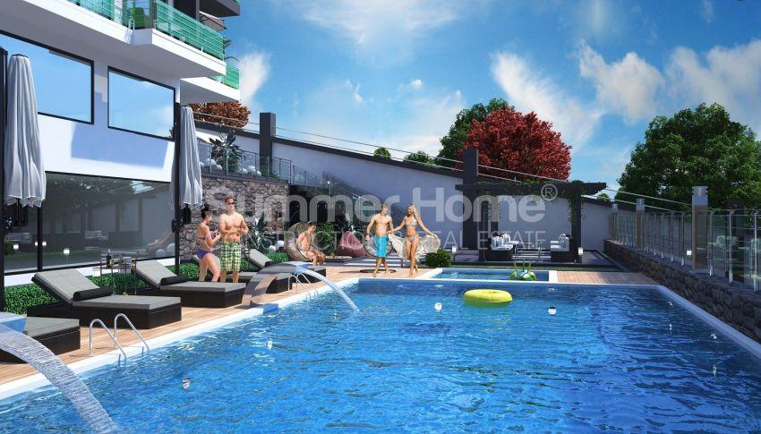 Appartements modernes entourés par la nature à Alanya, Kestel general - 2