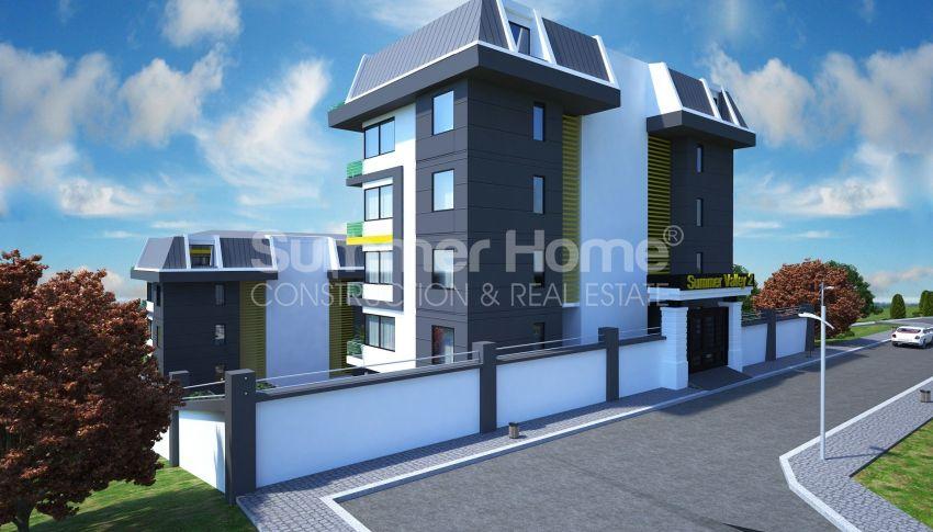 Appartements modernes entourés par la nature à Alanya, Kestel general - 3