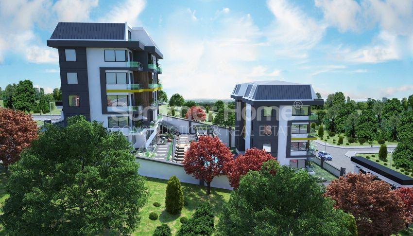 Appartements modernes entourés par la nature à Alanya, Kestel general - 4