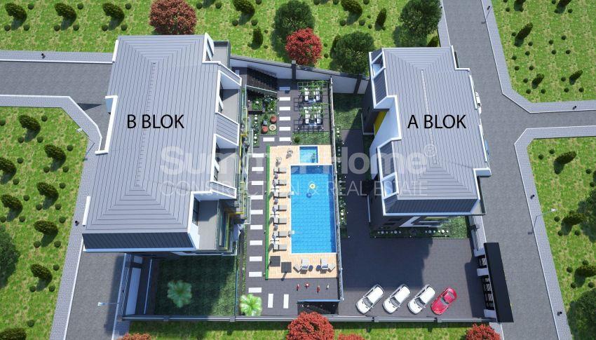 Appartements modernes entourés par la nature à Alanya, Kestel general - 5
