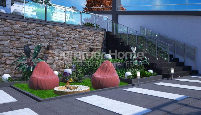 Appartements modernes entourés par la nature à Alanya, Kestel general - 6