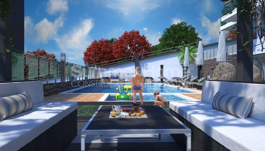 Appartements modernes entourés par la nature à Alanya, Kestel general - 8