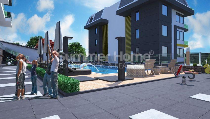 Appartements modernes entourés par la nature à Alanya, Kestel general - 9
