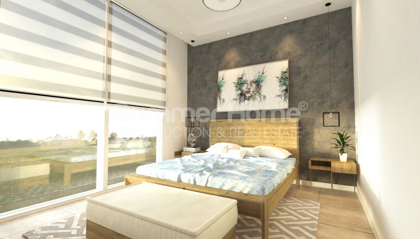 Appartements modernes entourés par la nature à Alanya, Kestel interior - 18