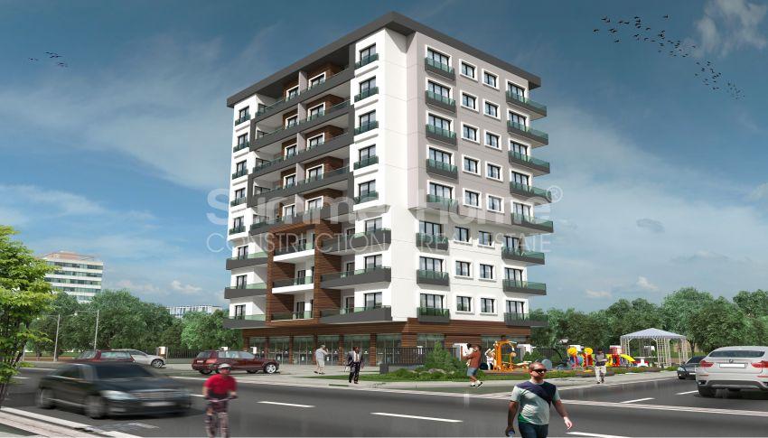 آپارتمان های شگفت انگیز روبروی ساحل  با موقعیت ایده آل در محمودلار، آلانیا general - 2