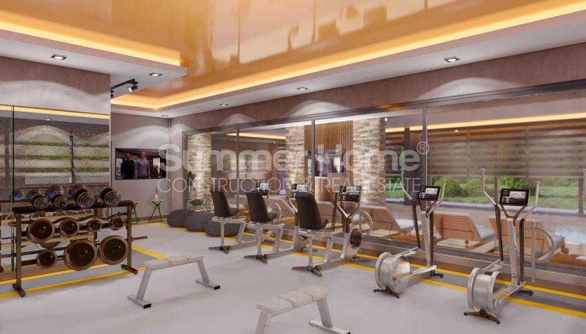 阿拉尼亚/凯斯泰勒海边的优雅公寓和复式公寓,多种户型 facility - 19