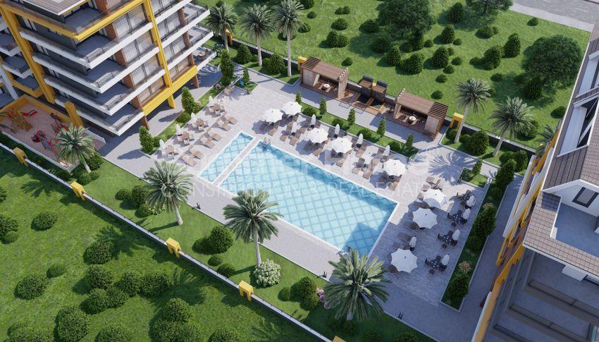 阿拉尼亚/凯斯泰勒海边的优雅公寓和复式公寓,多种户型 general - 1