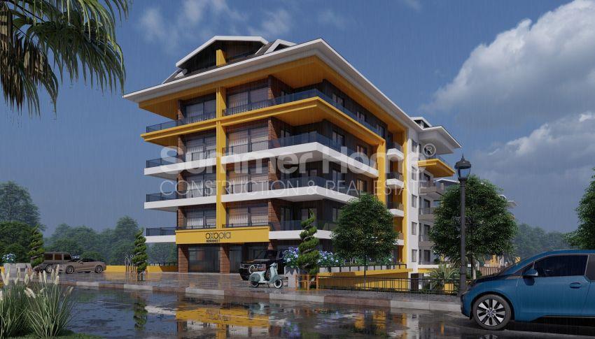 阿拉尼亚/凯斯泰勒海边的优雅公寓和复式公寓,多种户型 general - 4