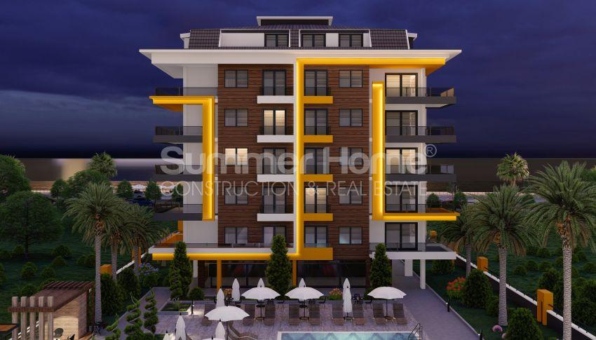 阿拉尼亚/凯斯泰勒海边的优雅公寓和复式公寓,多种户型 general - 5