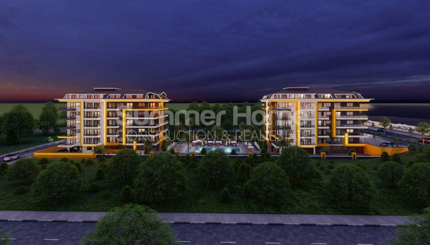 阿拉尼亚/凯斯泰勒海边的优雅公寓和复式公寓,多种户型 general - 6