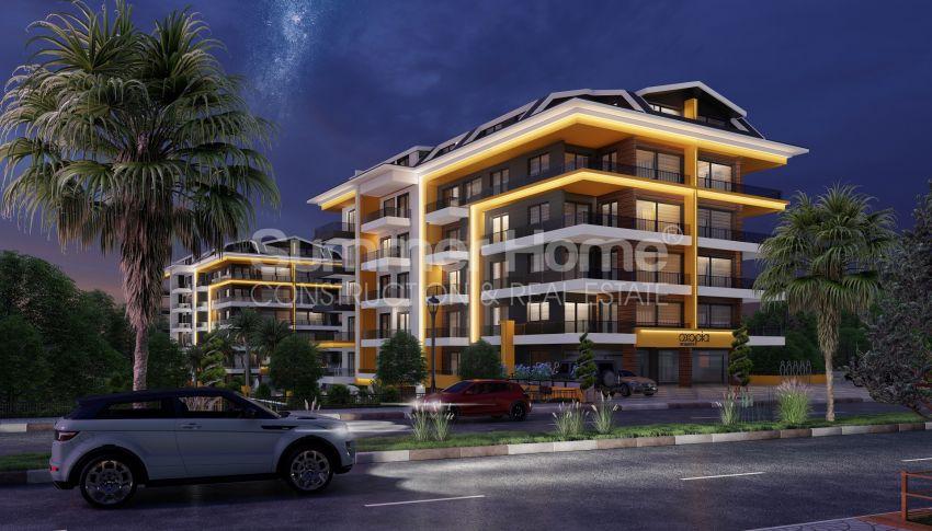 阿拉尼亚/凯斯泰勒海边的优雅公寓和复式公寓,多种户型 general - 7